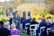 Fall Pennsylvania Wedding