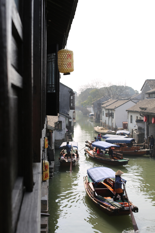 zhejiang chinese water town